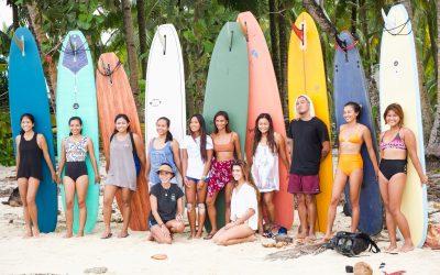 Aping & Ikit's Longboard Camp